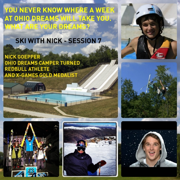 Nick Goepper Ohio Dreams