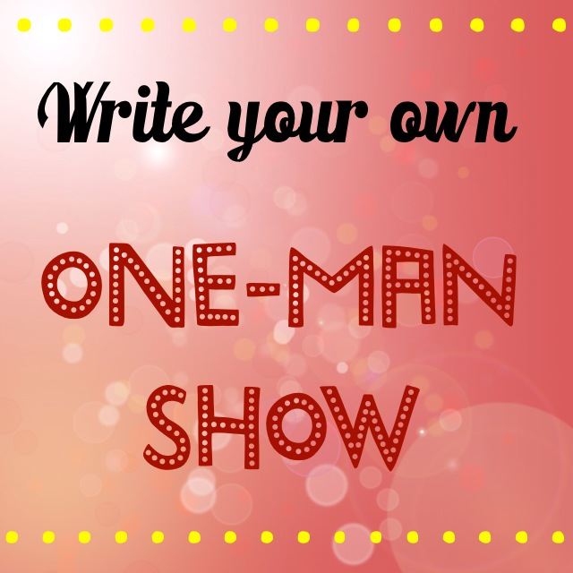 Write your own one-man show class in Los Angeles