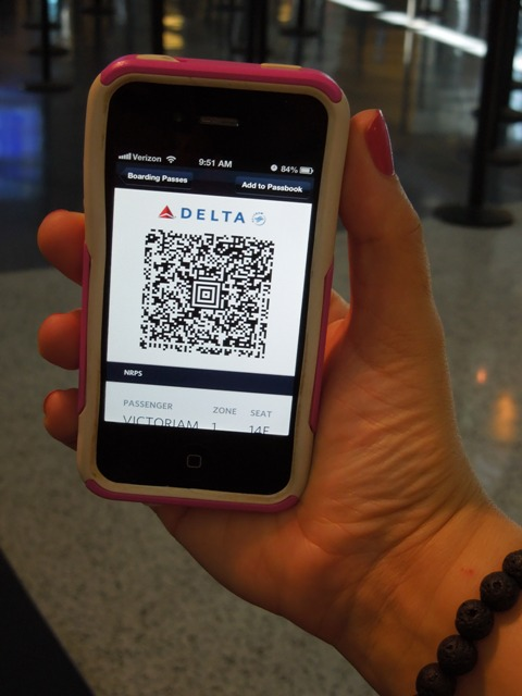 Huntsville International Airport (HSV) now accepting electronic boarding passes