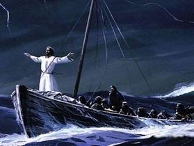 Jesus-storm