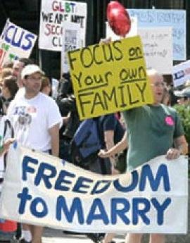 homo activists