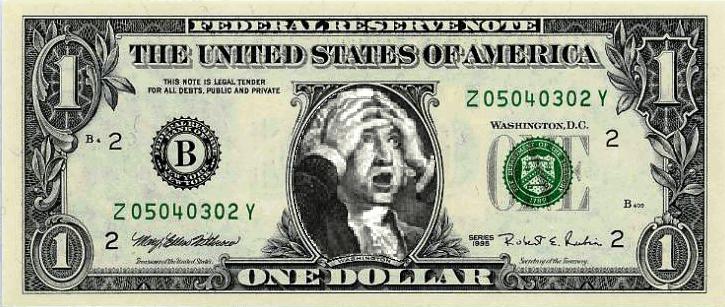 dollar ahhhhh