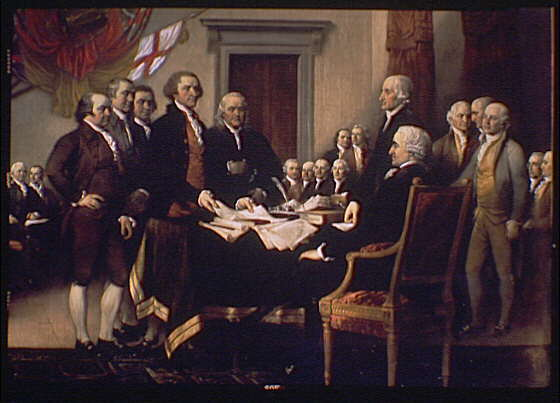 signing declaration