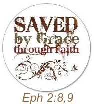saved grace faith