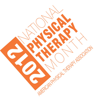 Physical Therapy Month 2012