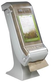 Xpressnap dispenser large granite N4