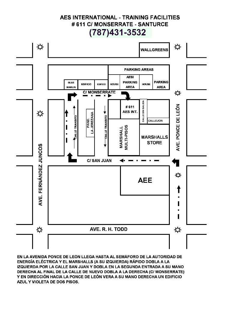 AESI MAP