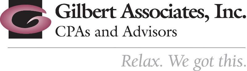 Gilbert CPA Logo