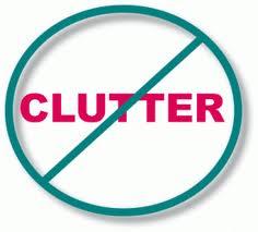 x clutter