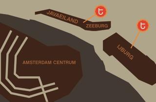 map new thrive studio