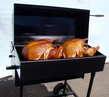 Open Range Turkeys