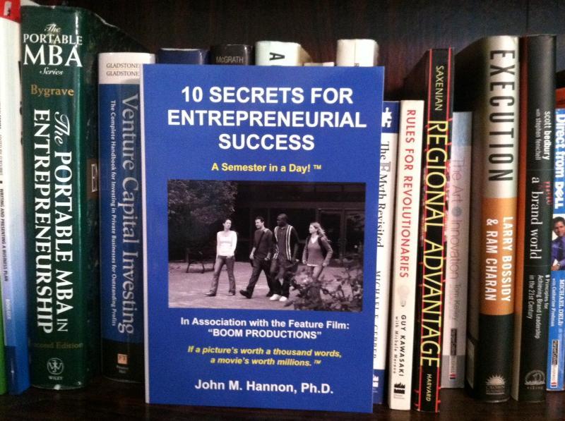 10 Secrets Book