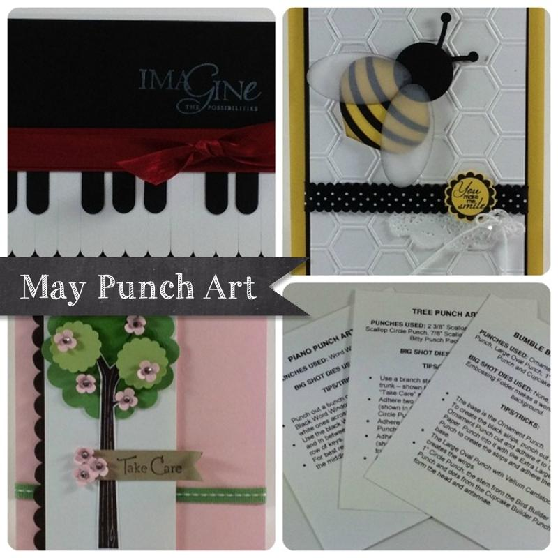 May Punch Art Ad