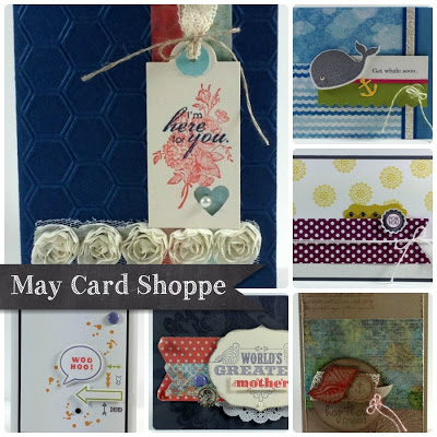 May Card Shoppe ad