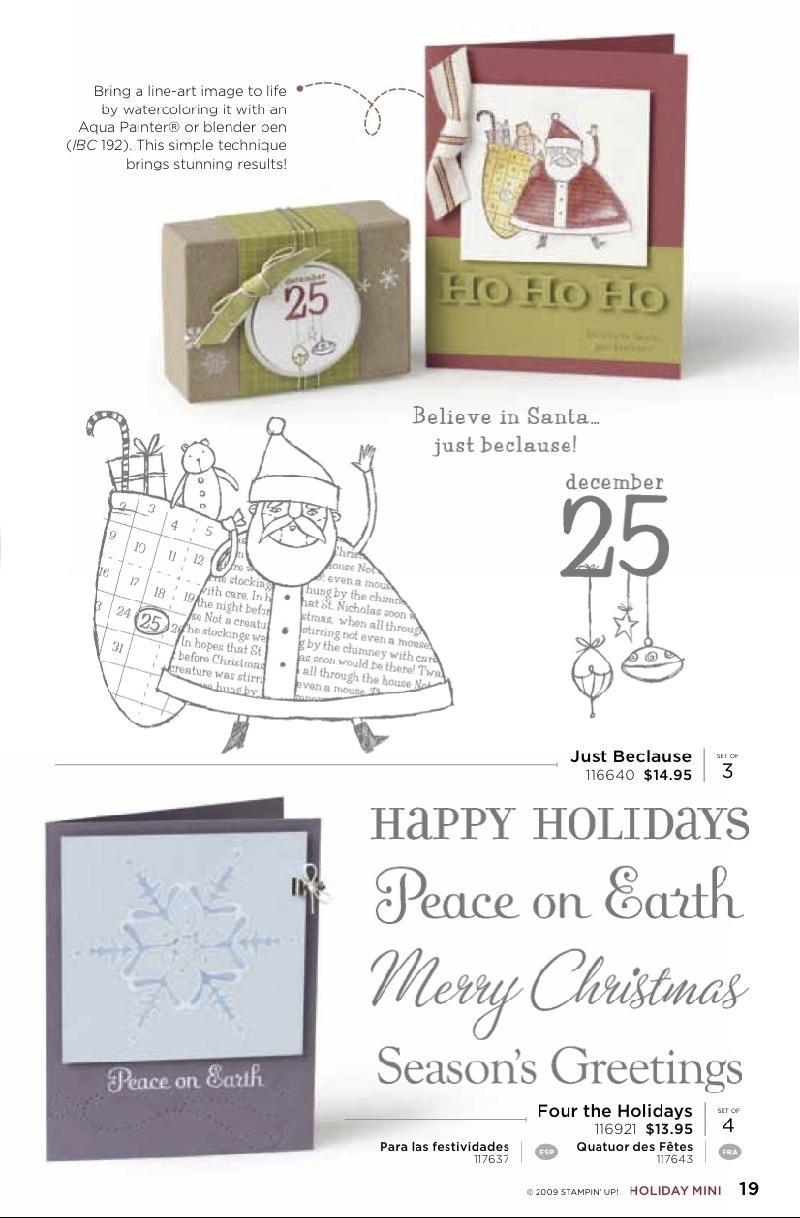Four the Holidays