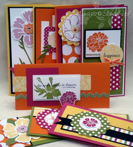 Playful Polka Dots Card Kit
