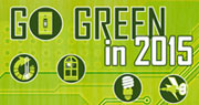 Go green in 2015