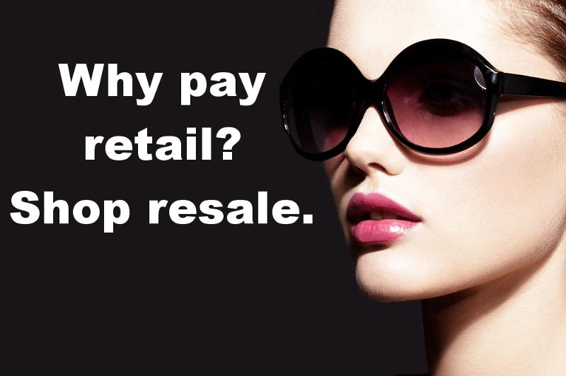 Why Pay Retail