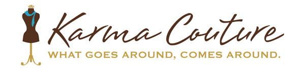 karma logo white background