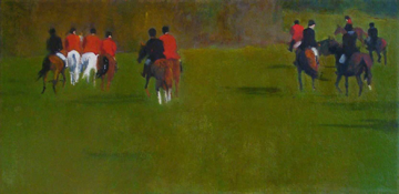 Eleven Headed Uphill: Smithtown Hunt, Opening Day, 2012