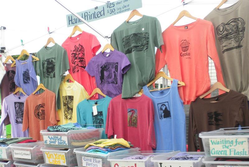 Shirts at Festival