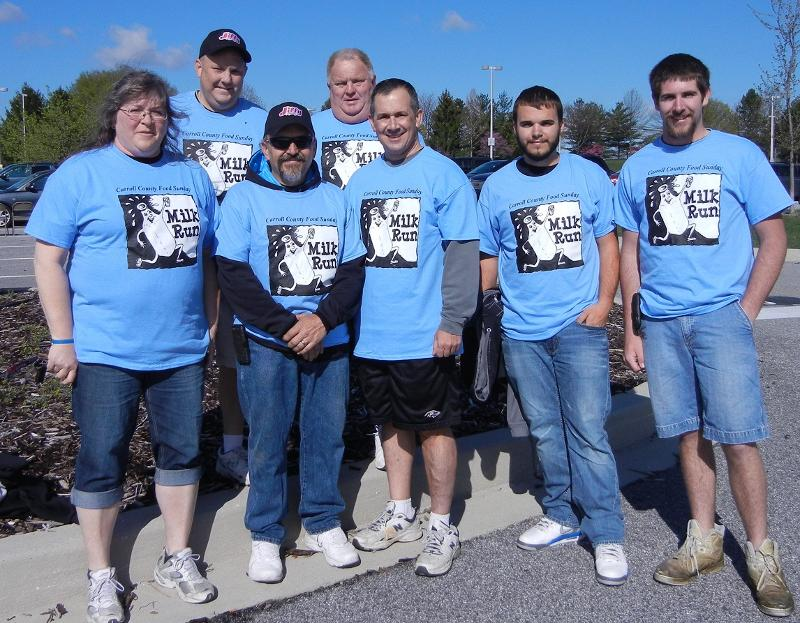 Milk Run Team
