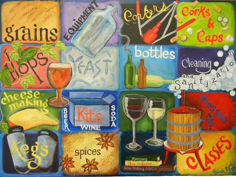 Supplies Art at MDHB