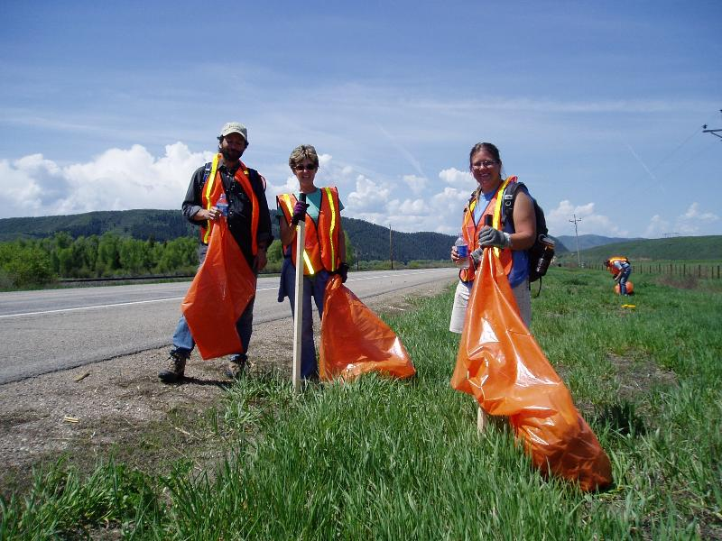 Routt County Clean Up Crew