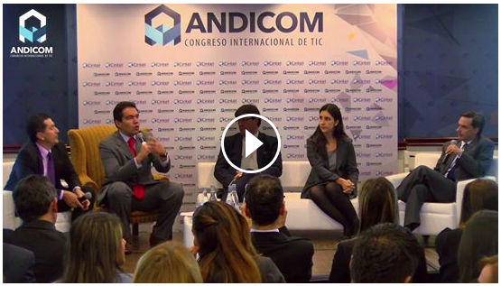 Video Lanzamiento Andicom 2016