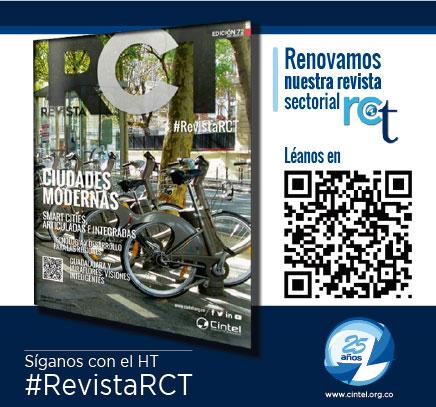 Revista RCT - Edición 72 - Ciudades Modernas