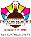 The Great Turkey Challenge Logo