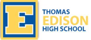 Thomas Edison HS Logo