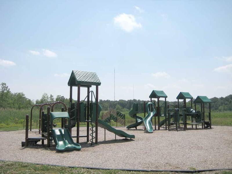 Playground for Downtown Dayton