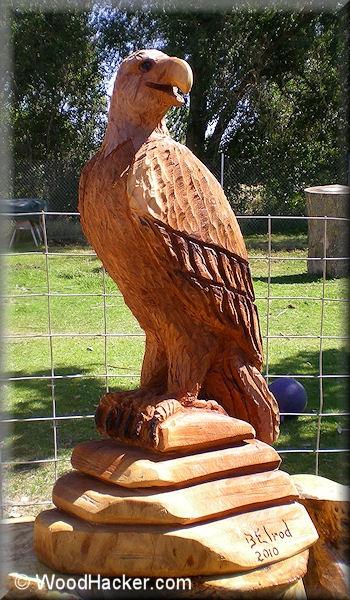 Grand Prize Eagle
