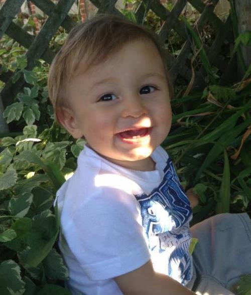 Lily's son, Evan