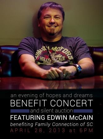 Edwin McCain Invite