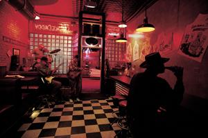 """Smokedaddy Blues Bar, Chicago"""
