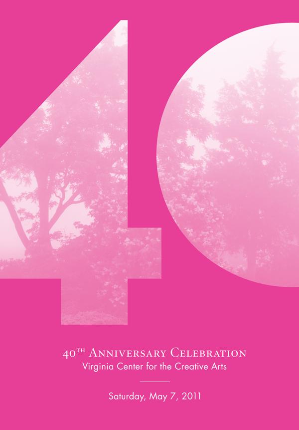 VCCA 40th Anniversary Celebration