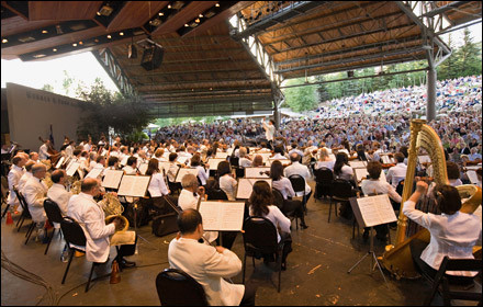 Ford Amphitheater - Dallas Symphony