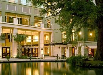San Antonio Riverwalk Hotel Contessa Downtown 306 W Market St Tx 78205