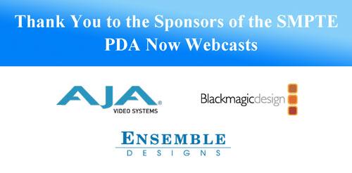 2013 PDA Sponsors