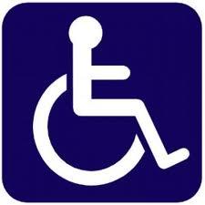 Wheel Chair/Accessibility Logo