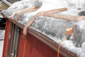 Stop Ice Dams From Destroying Your Home Home Owner Services