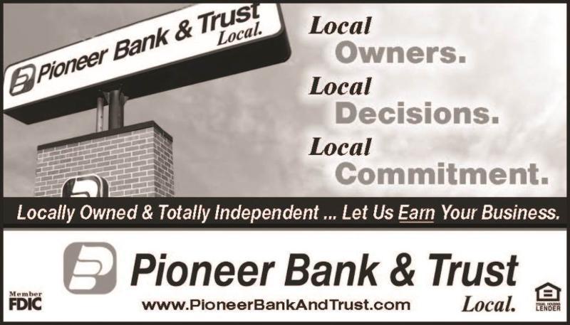 Pioneer Bank Bus Card
