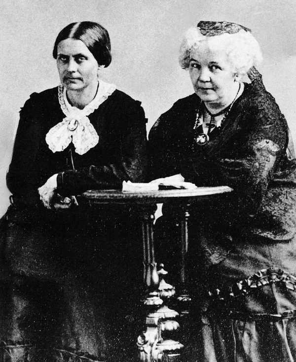 susan b. anthony and elizabeth cady stanton essay