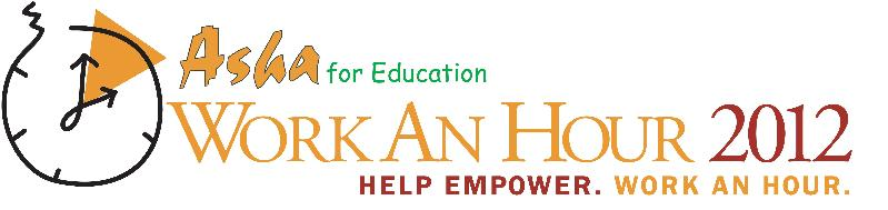 Work-An-Hour 2012 Logo