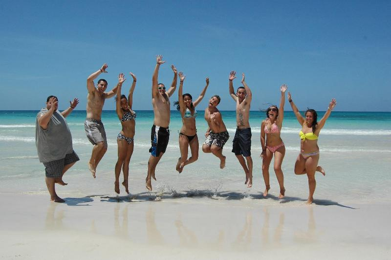 Aly's group travel to Punta Cana