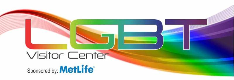 LGBT Visitor Center - New Logo