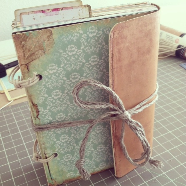 A Piece Of Craft By Marion Smith: Life Journal Book. A