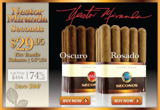 Nestor Miranda 2nds - $24.95